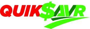 QuikSavr Digital Coupon System Logo
